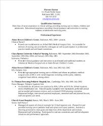 ma resume exles experienced nursing resume exles musiccityspiritsandcocktail