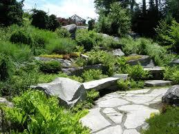 rock garden seating carolyn u0027s shade gardens