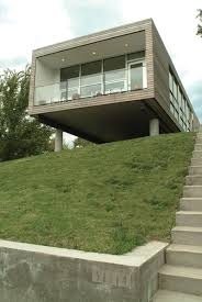 an urban nest a kansas city prefab home