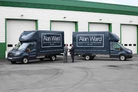 Alan Ward Bedroom Furniture Alan Ward Receive New Ford Transit Luton Vans From Greenhous