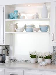 kitchen window shelf ideas white kitchen window shelf display hgtv clipgoo