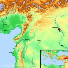 Dead Sea Map Bible Map Pethor Biblical Terrain Pinterest Bible