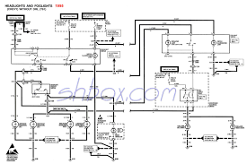 1993 s10 rear view wiring harness s10 wiring harness diagram