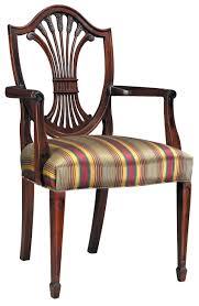 stickley san francisco chippendale ball u0026 claw arm chair