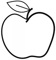 coloring page surprising apple fruit drawing cartoon 1 coloring