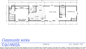 Home Floorplans Community Series Modular Home And Manufactured Home Floorplans