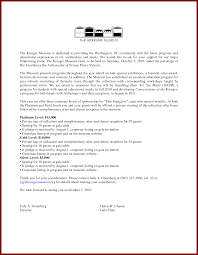 Fundraising Example Letters by 16 Corporate Sponsorship Letter Example Sendletters Info