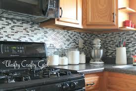 backsplash vinyl tiles our using vinyl flooring re great idea for