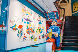 dr seuss museum springfield museums