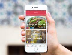 application recettes de cuisine application recette de cuisine un site culinaire populaire