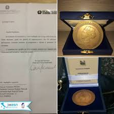 sede presidente della repubblica italiana medaglia di rappresentanza presidente della repubblica a esn