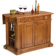 distressed oak kitchen island by home styles by home styles