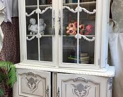 Shabby Chic Bookshelves by Soldcarved Vintage Louis Style French Shabby Chic Bookcase