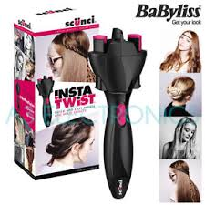 scunci twist scunci instatwist easy hair styler twist and braid effects