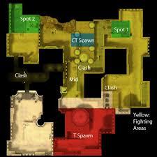 dust map best fps map