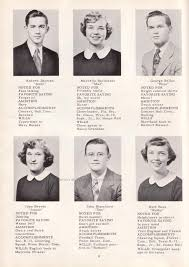 high school yearbooks photos duryea pennsylvania historical homepage 1952 duryea high school
