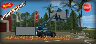 volvo vnl 780 blue truck farming simulator 2017 2015 15 17 loc bonus pack algeco tfsgroup ls15 farming simulator 2019