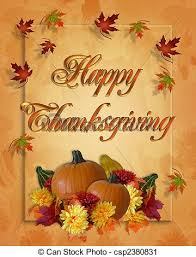 clipart of thanksgiving autumn fall background image and
