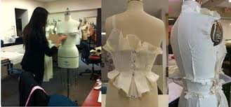Draping On A Dress Form Industry Grade Professional Dress Forms Pgmdressform Com