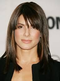 medium length hairstyles round face styles
