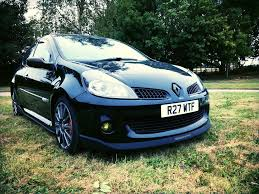 renault clio 197 f1 r27 in ashby de la zouch leicestershire