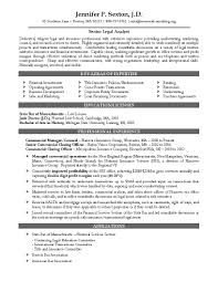 Resume Template For Lawyers Lawyer Sle Resume Attorney Sle Resume Tyrone Norwood Cprw