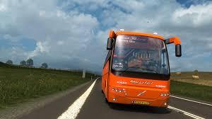 volvo trak runiran volvo b12b tx v2 0 bus euro truck simulator 2 mods