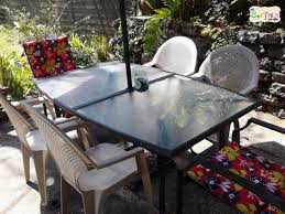 Patio Furniture On Craigslist by Upgrading The Patio Furniture My Craftily Ever After