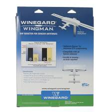 Radio Antennas For Rvs Winegard Wingman Winegard Rv Wing Over The Air Antennas