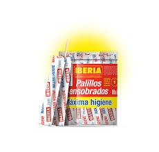 iberia paper wrapped toothpick dispenser
