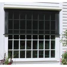 Solar Shades For Patio Doors by Outdoor Shades Shades The Home Depot