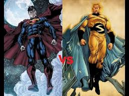 Sentry Vs Thanos Whowouldwin Superman Vs Sentry Who Would Win