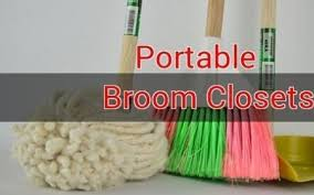 Broom Closet Cabinet Best Rated Portable Free Standing Broom Closets Reviews Elink