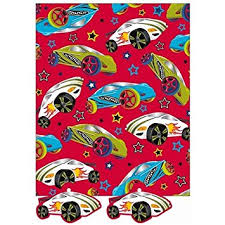 cars wrapping paper cars boys gift wrapping paper racing car co uk office