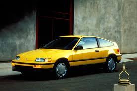 custom honda crx honda civic si through the years history of the front drive sport