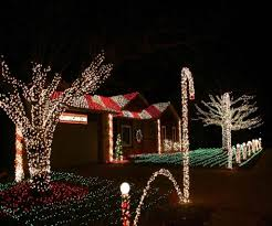 christmas amazing outdoor xmas lights for fence sets decorations