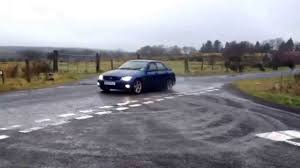 lexus is 200 honda blue is200 diffing youtube