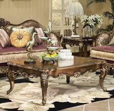 victorian coffee table set victoria 5 pc living room set parisian bronze