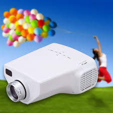 projector home theater mini portable hd led projector home cinema theater vga usb av atv