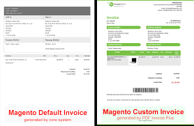 Invoice Templates Pdf Download Magento Invoice Template Rabitah Net