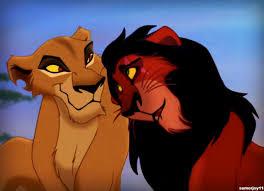 lion king scar zira