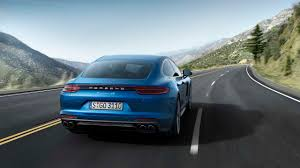 porsche night blue the 2017 porsche panamera 4s is the new autobahn king the drive