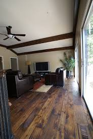 distressed hardwood floors house remodeling decorating