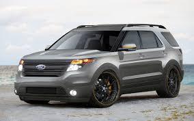 2009 Ford Explorer 2011 Ford Explorer Sema 2011 Motor Trend
