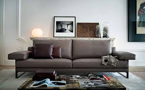 Best Sofas 2017 by Understated Leather Furniture For The Living Room