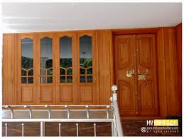 design and room decoration custom bamboo closet doors with silver