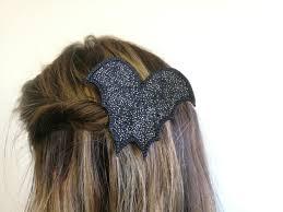 halloween embroidery ideas bat wings shoelace u0026 hairclip sweet pea