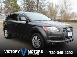 Audi Q7 2008 - view inventory victory motors of colorado