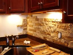 Kitchen Stone Backsplash Ideas Natural Stone Backsplash Ideas