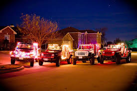 how to put christmas lights on your car 6 thoughts all jeep owners have during the winter
